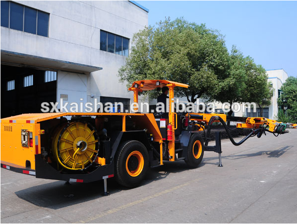 China high quality factory price tunnel drilling jumbo for mining